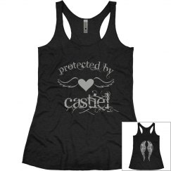 Protected by Castiel