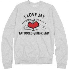 Tattooed Girlfriend
