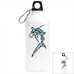 Sharked Water Bottle