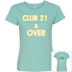 CLUB 21 & OVER