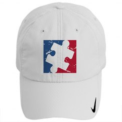 Distressed Major League AUTISM Hat