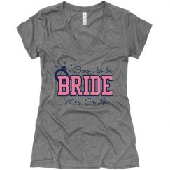 Soon To Smith Bride