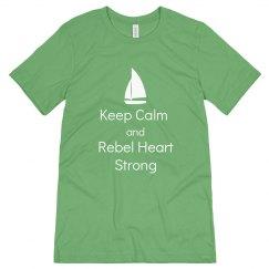 Keep Calm, Mens, Green