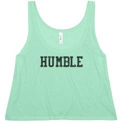Humble Tank