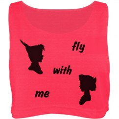 Fly With Me - Peter Pan