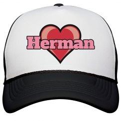 I love Herman