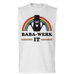 Babadook Werk It Gay Pride