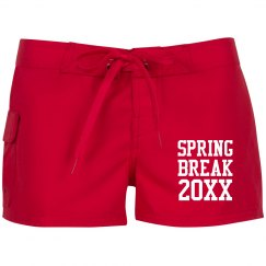 Spring Break Shorts