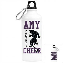 Water Bottle w/ Back