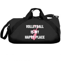 Volleyball is my happy place