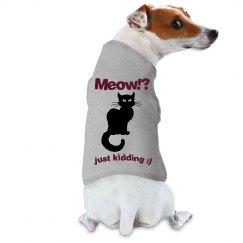Meow!?