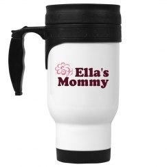 Ella Mommy Mug