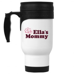 Ella Mommy Mug