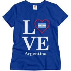 Love argentina