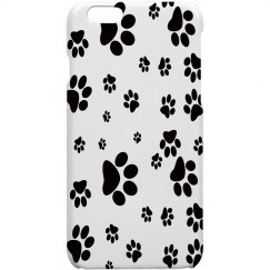 Doggy Paws iphone Case