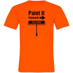 Paint It Business Tee