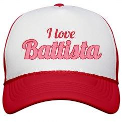 I love Battista