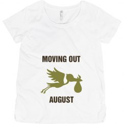 Moving out august