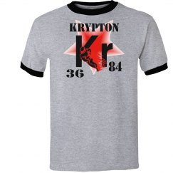 Red & Black Krypton