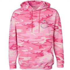 Camo gloosh hoodie