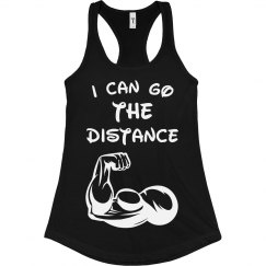 I Can Go The Distance tank