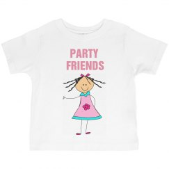 Party Friends Tee