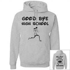 2017 graduate hoodie
