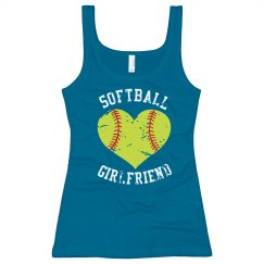 Softball Girlfriend