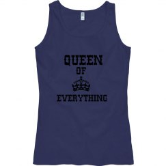 QUEEN OF EVERYTHING TANK TOP