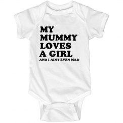 My Mummy Love Onesie
