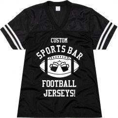 Sports Bar Jerseys!
