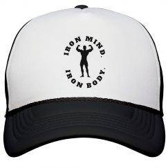 Iron Body. Iron Hat.