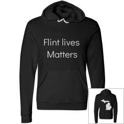 Flint lives matter Hoodies.