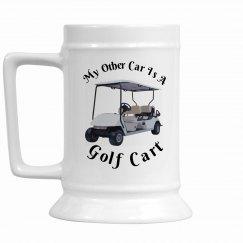 My Car is a Golf Cart