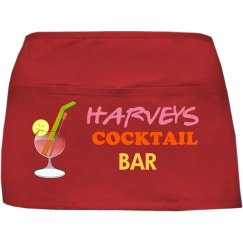 Cocktail Business Apron