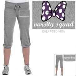 Varsity Squad Cheer