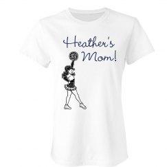 Cheerleader Heather's Mom