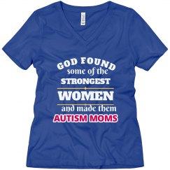 Autism Mom Tshirt