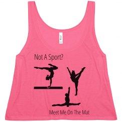 Not A Sport