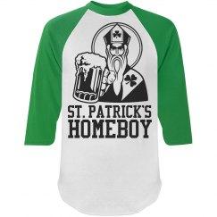 St. Patrick's Homeboy