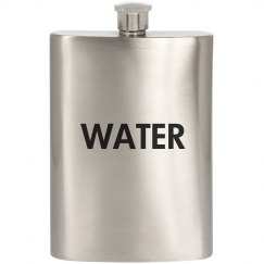 """""""water"""" flask"""
