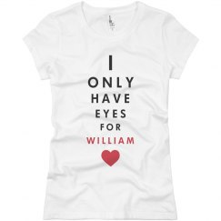 Eyes for William