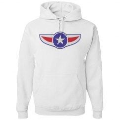 US hoodie