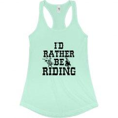 RatherBeRiding