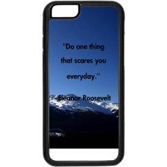 Eleanor Roosevelt quote on case