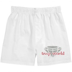 TWA - men's boxer shorts - BLK