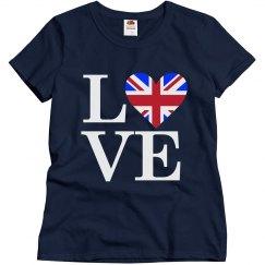 Love britian
