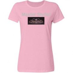 Pink Bling Queen T