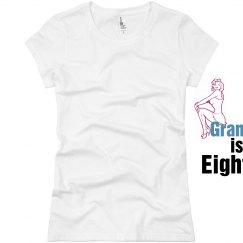 Grandma Is Eighty
