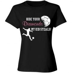 Soccer Mom - hide diamonds